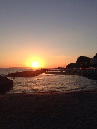 Residenza Turistica Baia Etrusca: Spiaggia