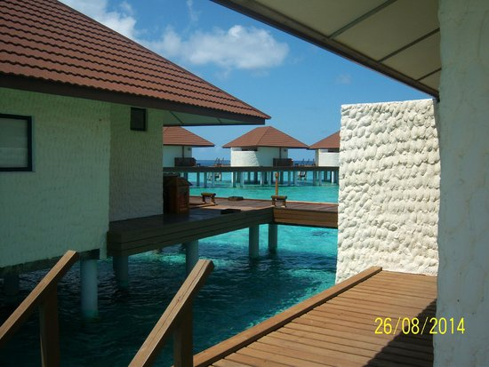 Alimatha Aquatic Resort: Gli overwater