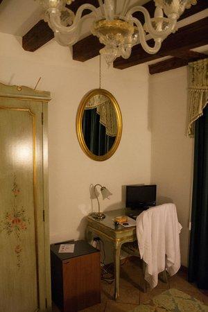 Hotel Il Mercante di Venezia: Camera