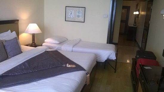 The Gateway Hotel Marine Drive Ernakulam: the suite