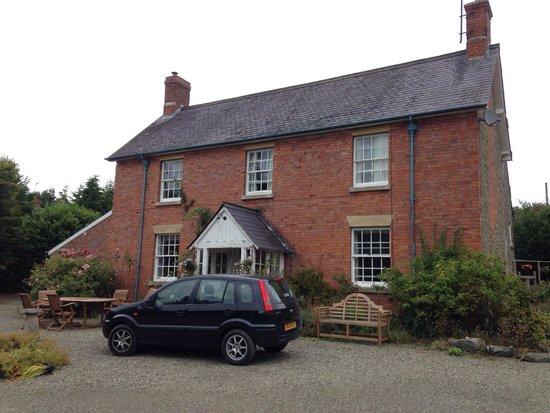 The Farm, Snead: The main house