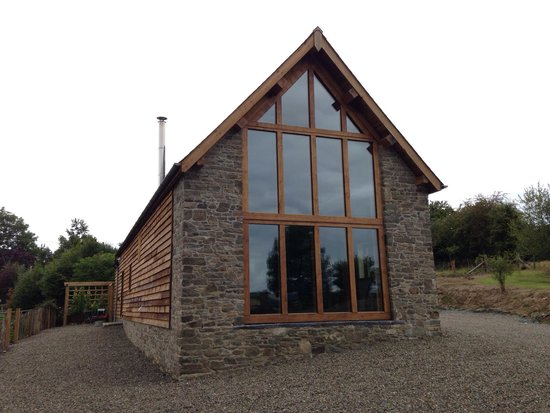 The Farm, Snead: Self-catering accommodation in the newly renovated barn