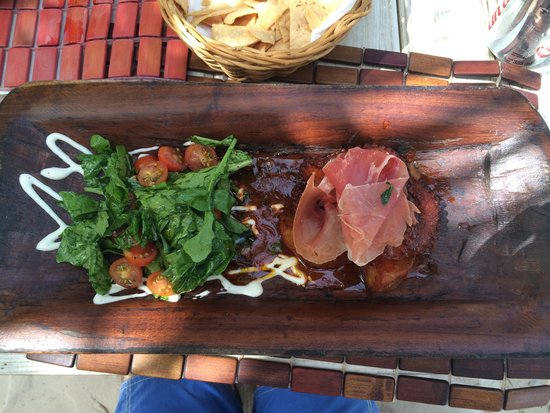 BeTulum Restaurant and Lounge : Lunch