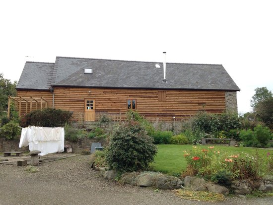 The Farm, Snead: Self-catering accommodation, the barn