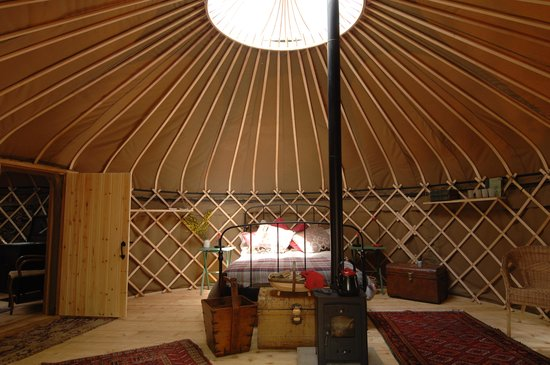Adhurst Yurts & Glamping