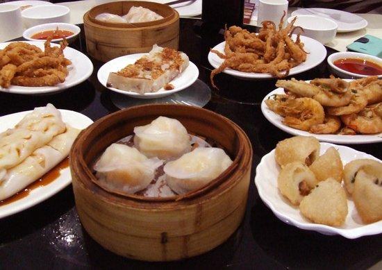Grand Harbour Chinese Restaurant : yummy Yum Cha