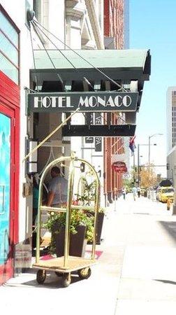 Kimpton Hotel Monaco Denver : Hotel Monaco Denver.