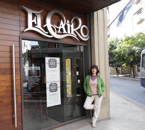 Bar El Cairo: Imperdible visita en Rosario