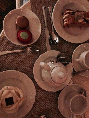 Patiserrie Cafe Pushkin: Сладости