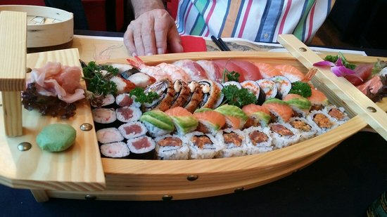 Take Away Review Of Kangei Sushi Bar Sint Niklaas Belgium Tripadvisor The railway station of dendermonde (belgium). tripadvisor