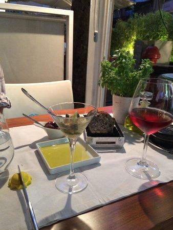 Eat at Milton's: Fava tapenade