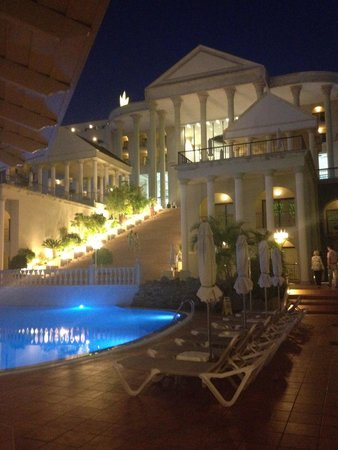 Bahia Princess Hotel: The '52 steps'