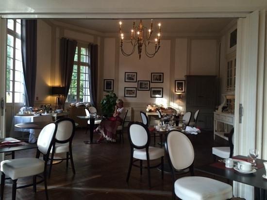 Domaine de Raba : dining room