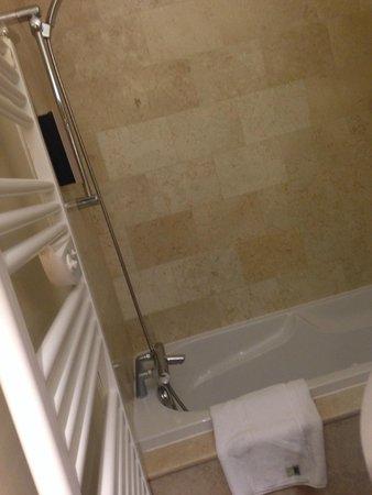Les Jardins de Beauval: salle de bain , baignoire