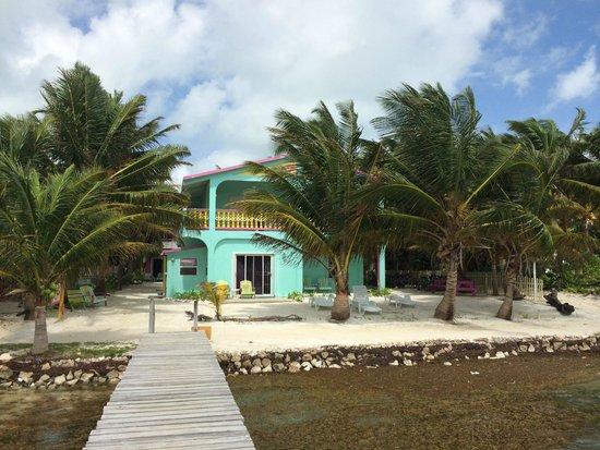 Barefoot Beach Belize Hotel