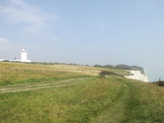 South Foreland Lighthouse: Lighthouse