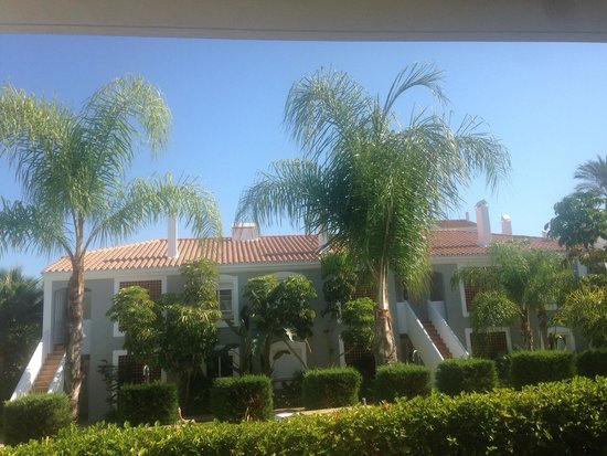 Cortijo del Mar Resort: View from the sitting room