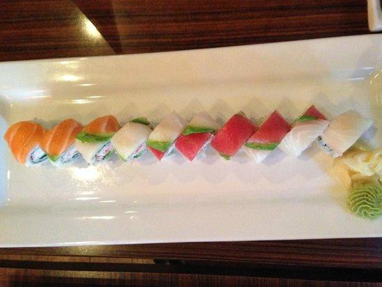 Sushi Tao: Rainbow Roll 1