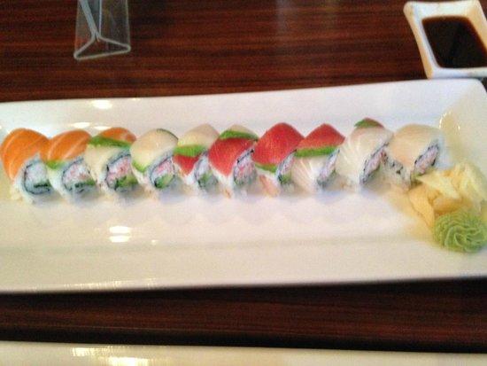 Sushi Tao: Rainbow Roll 2