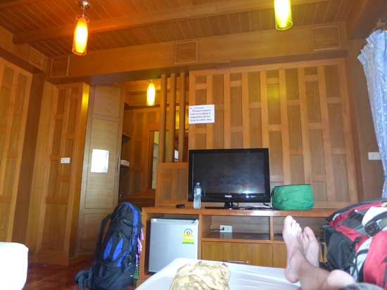 JJ Residence : Pool access room