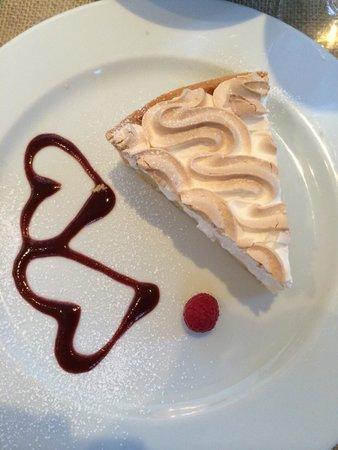 Ardmore House : Lemon meringue pie