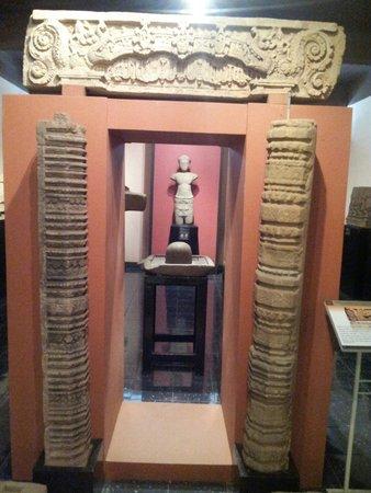 Prachin Buri, Thailand: โซนสมัยขอม พิพิธภัณฑสถานแห่งชาติปราจีนบุรี