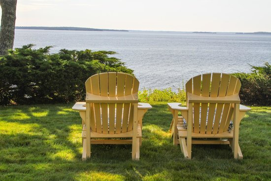 Inn at Sunrise Point: Great place to relax at the end of your day.