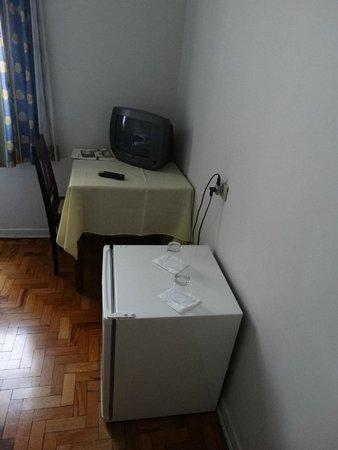 Hotel Jerubiacaba : TV de tubo de qual ano????