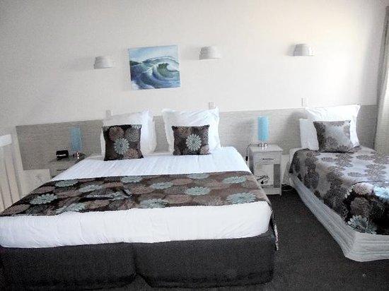 Arista of Rotorua : Arista Motel : Chambre