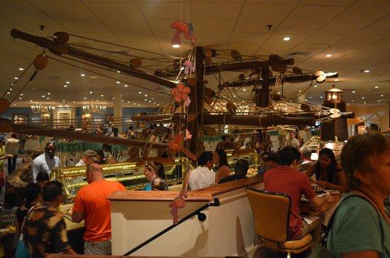Captain George's Seafood Williamsburg : Captain George In Williamsburg, VA