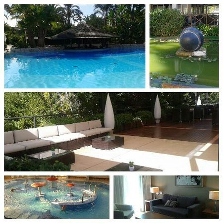Protur Biomar Gran Hotel & Spa : Collage del hotel