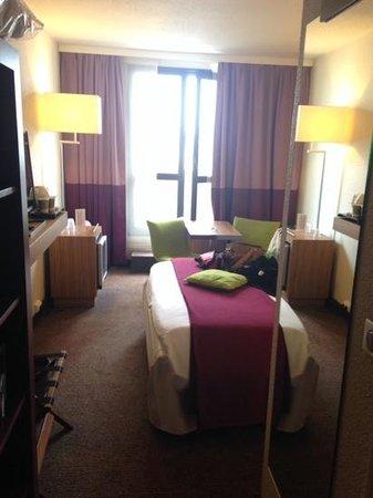 Mercure Paris Gare Montparnasse: room 606 lovely