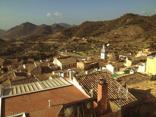 B&B Villa Pico: View from room