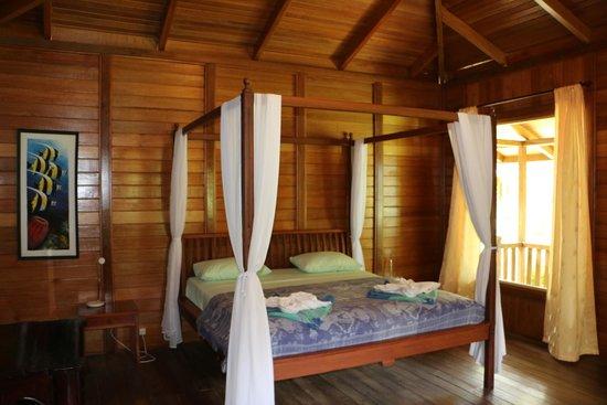 Mapia Resort: Zimmer