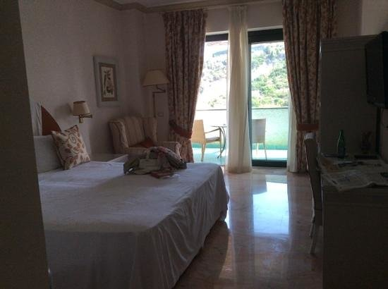 Garden & Villas Resort: la stanza