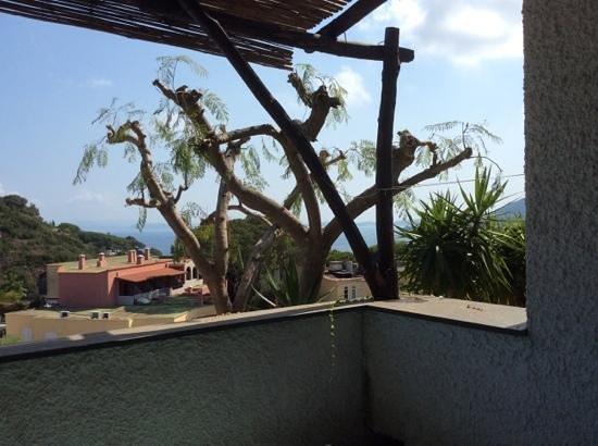 Garden & Villas Resort: la vista dal balcone