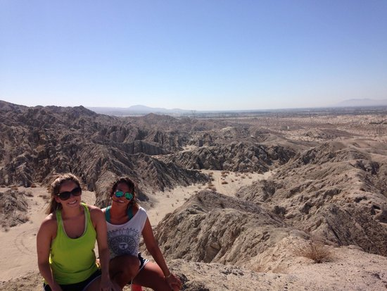 Desert Adventures Red Jeep Tours & Events: Great view!