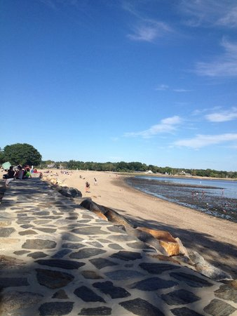 Cove Island Park : The Beach