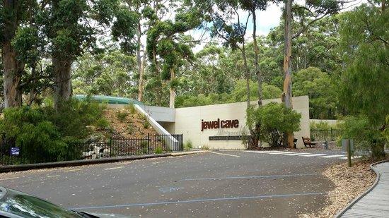 Margaret River Visitor Centre: Jewel Cave Entrance