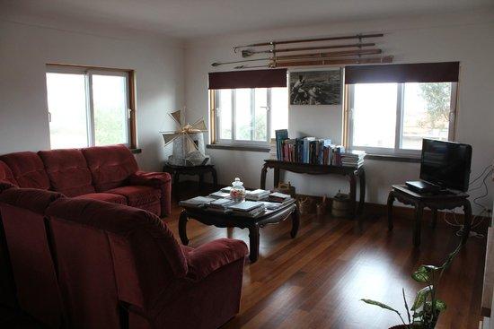 GuestHouse Comodoro- sala de estar