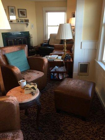 Sylvia Beach Hotel: Sylvia Beach Library