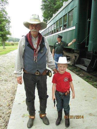 French Lick Scenic Railway: US Marshall