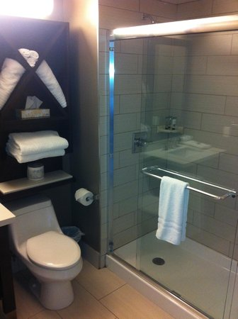 Elm Hurst Inn & Spa: The bathroom