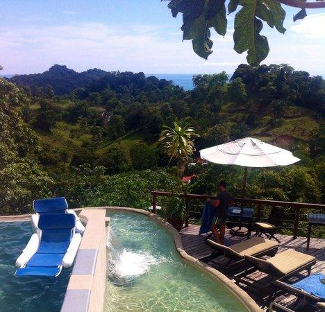 Gaia Hotel & Reserve: Piscina