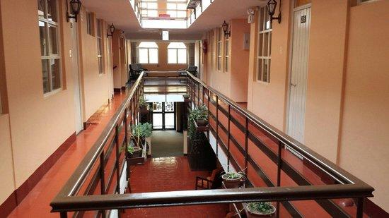 Colca Inn Hotel : Las habitaciones desde el primer piso