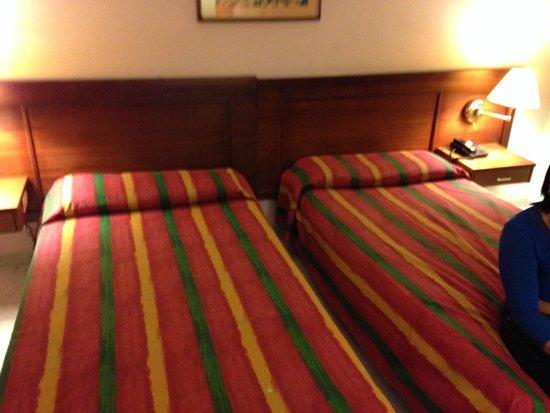 Hotel Vedado: camas estaban bien comodas