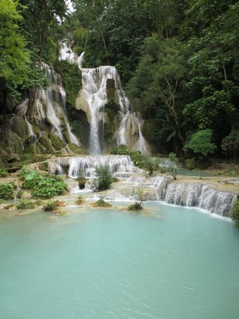 Kuang Si Falls: Falls