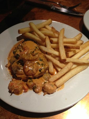 Outback Steakhouse: steak