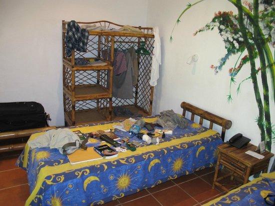 Villas Rio Mar: My messy room