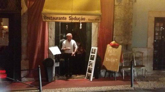 Restaurante Seducao: Exterior